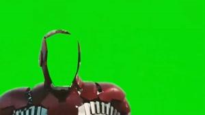 پرده سبز فیلم iron man