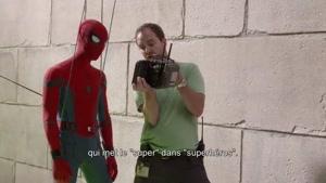 پشت صحنه های مرد عنکبوتی  Spider-Man