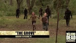 پشت صحنه و جلوه های ویژه سریال مردگان متحرک _ The Walking Dead قسمت3