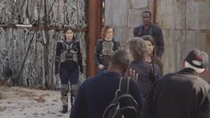 پشت صحنه و جلوه های ویژه سریال مردگان متحرک _ The Walking Dead قسمت7