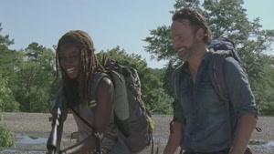 پشت صحنه و جلوه های ویژه سریال مردگان متحرک _ The Walking Dead قسمت9