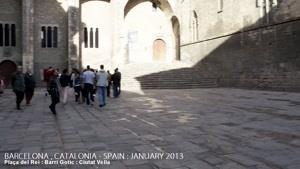 دیدنی های شهر بارسلونا در اسپانیا