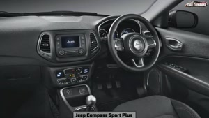 رونمایی از Jeep Compass Sports Plus در هند
