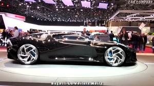 La Voiture Noire  Bugatti la voiture noire