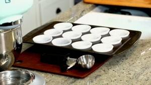 طرز تهیه کاپ کیک نارگیلی