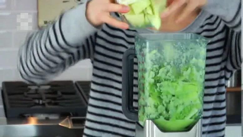 طرز تهیه لیموناد سبزیجات