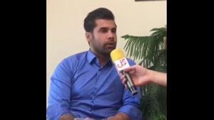 واکنش فروزان به اتهام شرطبندی همسرش