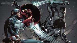 پشت صحنه فیلم  Captain America Civil War قسمت سوم