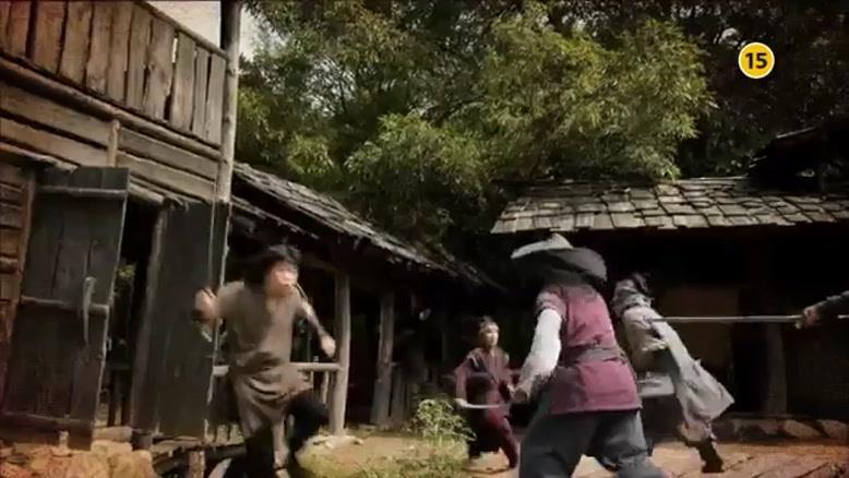 دوبله سریال کره ای ملکه کی قسمت ۵۹