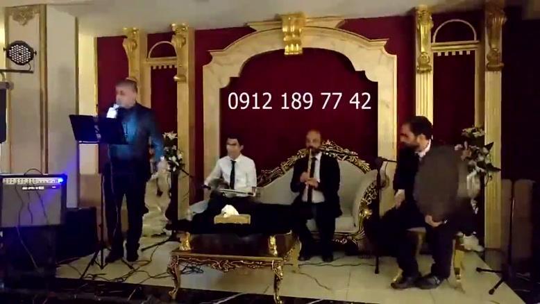 اجرای مداحی با نی و دف -ختم مادر و پدر- 09121897742 پاییز مهربان
