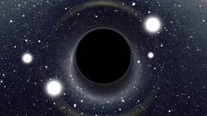 سیاه چاله واقعی