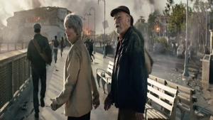 سکانس آمدن طوفان در فیلم  San Andreas با کیفیت ۴K