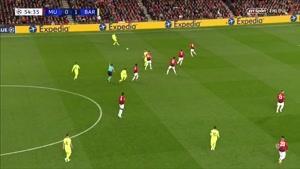بازی  منچستریونایتد و بارسلونا لیگ قهرمانان اروپا ۲۰۱۸/۱۹