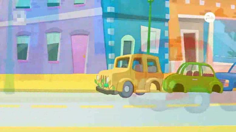 انیمیشن آموزش زبان انگلیسی Morphle and Mia قسمت شانزده