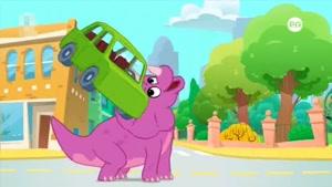 انیمیشن آموزش زبان انگلیسی Morphle and Mia قسمت هفده