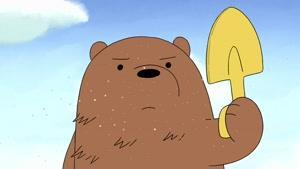 انیمیشن خرس های کله فندقی فصل4 قسمت چهل و چهار