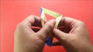 برنامه آموزش اوریگامی قسمت  سی و چهار