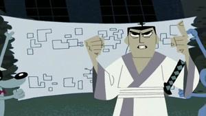 انیمیشن جک سامورایی فصل ۱ قسمت سه