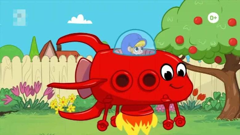 انیمیشن آموزش زبان انگلیسی Morphle and Mia قسمت یک