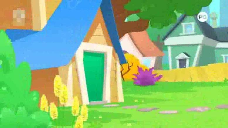 انیمیشن آموزش زبان انگلیسی Morphle and Mia قسمت ده