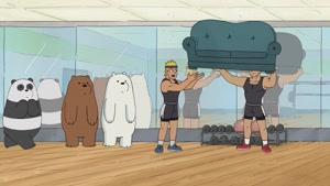 انیمیشن خرس های کله فندقی فصل4 قسمت سی و هفت