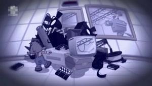 انیمیشن واکاویل دوبله فارسی شب نشینی