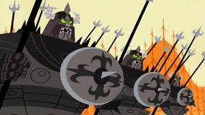 انیمیشن جک سامورایی فصل ۱ قسمت هفت