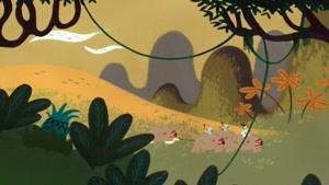 انیمیشن جک سامورایی فصل ۱ قسمت چهار
