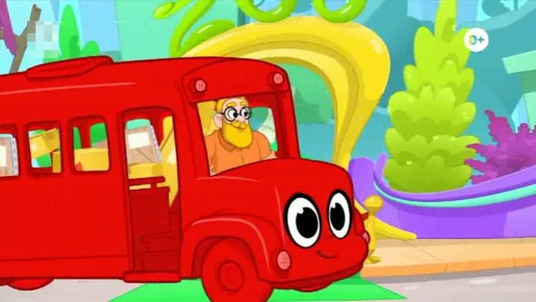 انیمیشن آموزش زبان انگلیسی Morphle and Mia قسمت نه