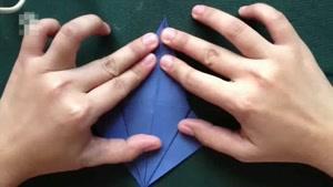 برنامه آموزش اوریگامی قسمت  چهل
