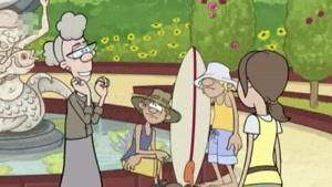 انیمیشن واکاویل دوبله فارسی فرار بزرگ