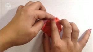 برنامه آموزش اوریگامی قسمت  سی و یک
