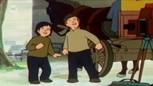 انیمیشن باخانمان دوبله فارسی قسمت ده