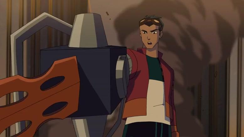 انیمیشن ژنراتور رکس فصل 3 قسمت سه و چهار
