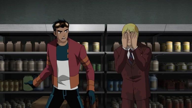 انیمیشن ژنراتور رکس فصل 3 قسمت پنج