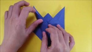 برنامه آموزش اوریگامی قسمت  سی و سه