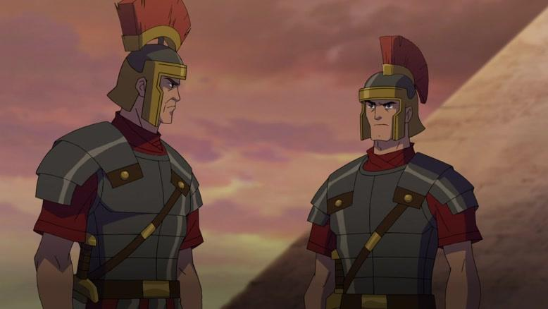 انیمیشن ژنراتور رکس فصل 3 قسمت سیزده