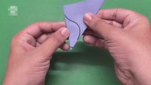 برنامه آموزش اوریگامی قسمت  بیست و دو