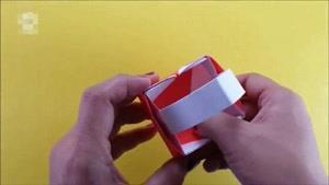 برنامه آموزش اوریگامی قسمت  سی و شش