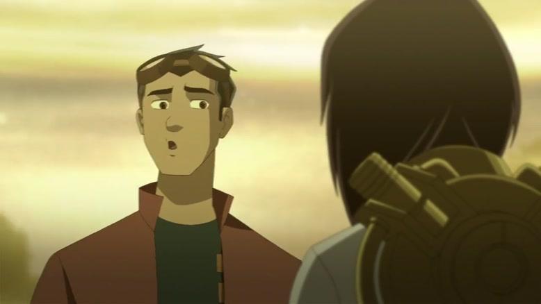 انیمیشن ژنراتور رکس فصل 2 قسمت نوزده