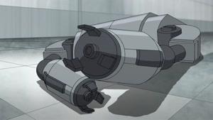 انیمیشن ژنراتور رکس فصل 3 قسمت بیست