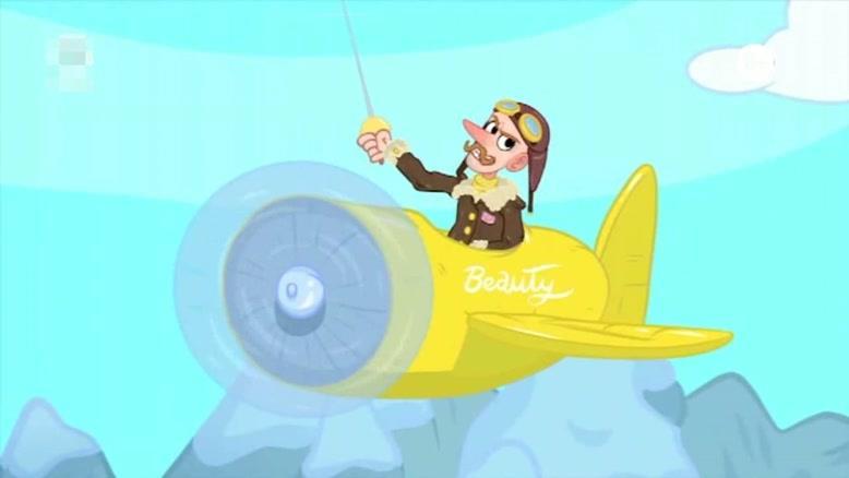 انیمیشن آموزش زبان انگلیسی Morphle and Mia قسمت بیست و یک