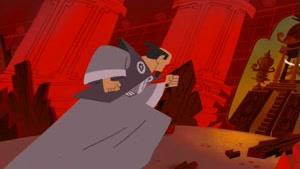 انیمیشن جک سامورایی فصل ۱ قسمت یک