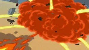 انیمیشن جک سامورایی فصل ۱ قسمت دوازده
