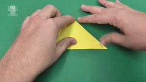 برنامه آموزش اوریگامی قسمت  بیست و سه
