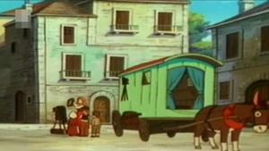 انیمیشن باخانمان دوبله فارسی قسمت شانزده