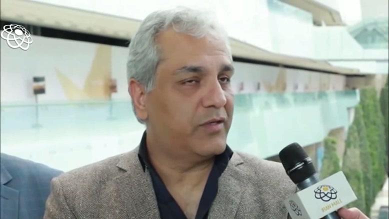 نظر ورزشکاران و بازیگران در مورد بازار بزرگ ایران