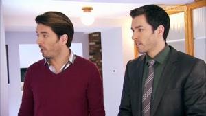 سریال خانههای رویایی با برادران اسکات - دنیل و چاد