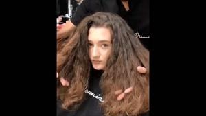 کراتینه کردن، فر کردن و هایلات و رنگ مو