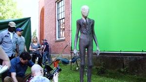 پشت صحنه ی فیلم SLENDER MAN